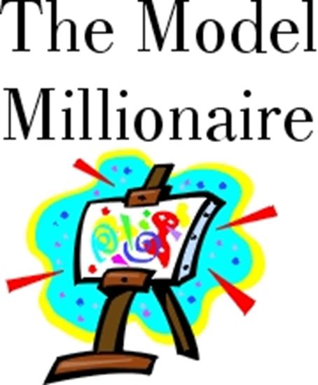 Picture of Model Millionaire cover art.