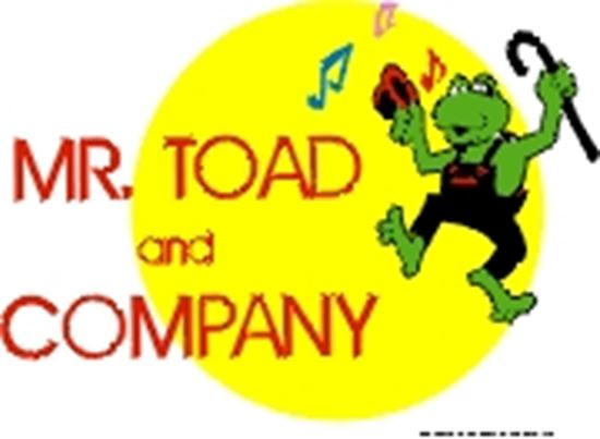 Picture of Mr Toad & Company cover art.
