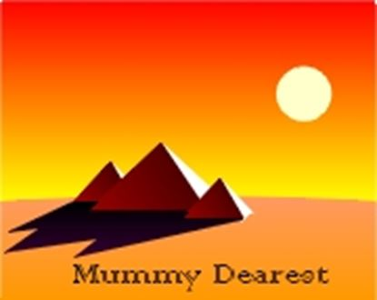 Picture of Mummy Dearest cover art.