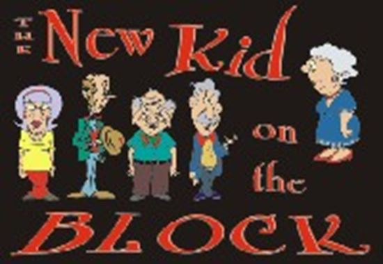 Picture of New Kid On The Block cover art.