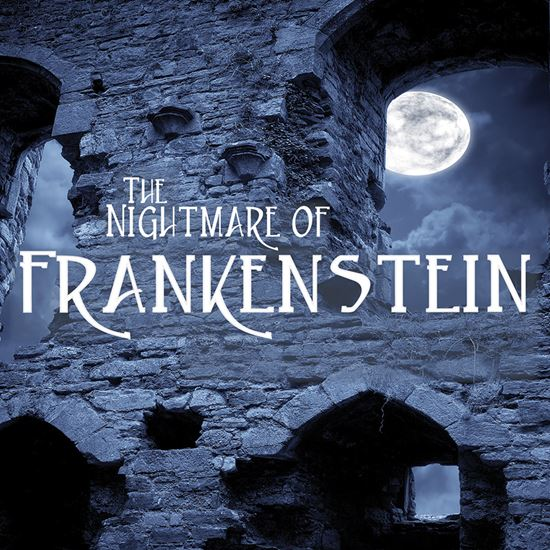 Picture of Nightmare Of Frankenstein, The cover art.