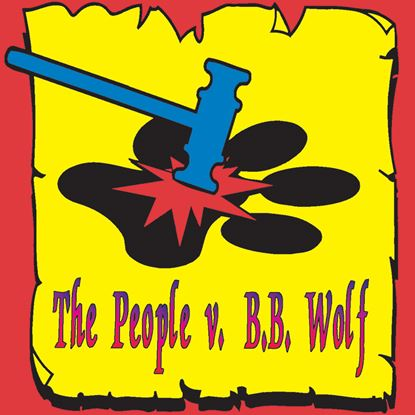 Picture of People V. B.B. Wolf cover art.