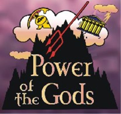 Picture of Power Of The Gods cover art.