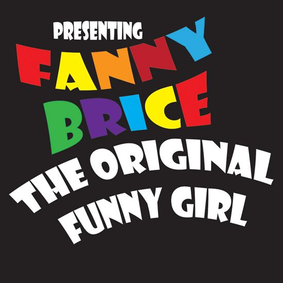 Picture of Presenting Fanny Brice cover art.