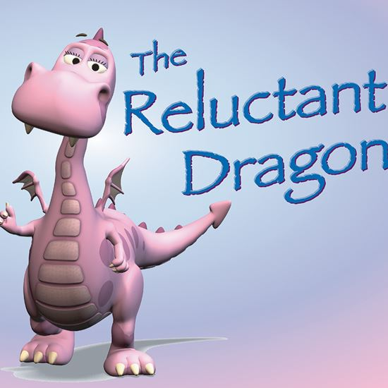 Picture of Reluctant Dragon cover art.