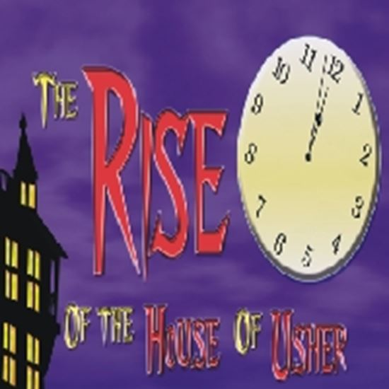 Picture of Rise Of The House Of Usher cover art.