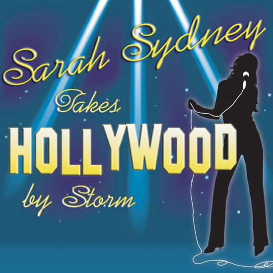 Picture of Sarah Sydney Takes Hollywood cover art.