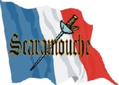 Picture of Scaramouche cover art.