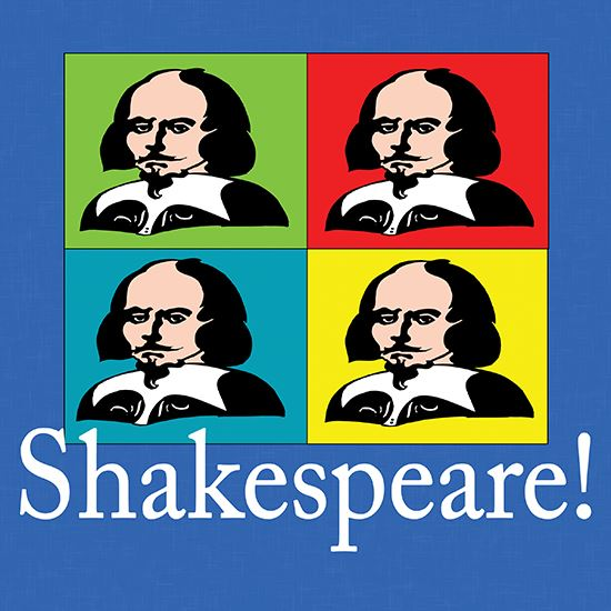 Picture of Shakespeare! cover art.