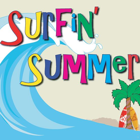 Picture of Surfin' Summer cover art.