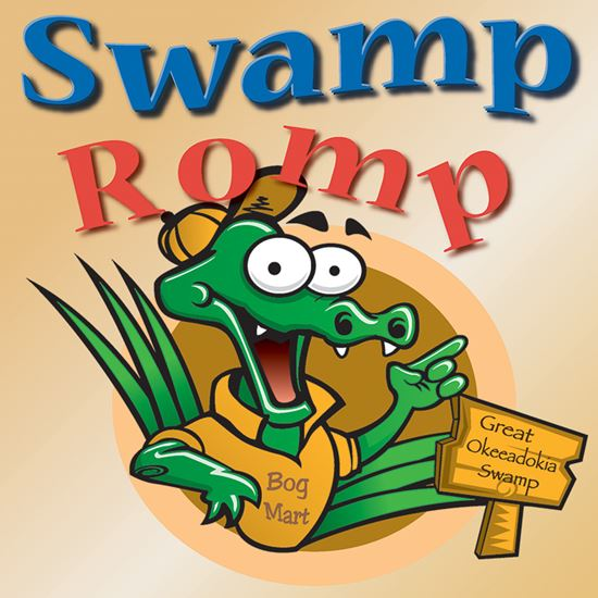 Picture of Swamp Romp cover art.
