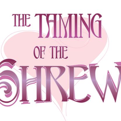 Picture of Taming Of The Shrew cover art.