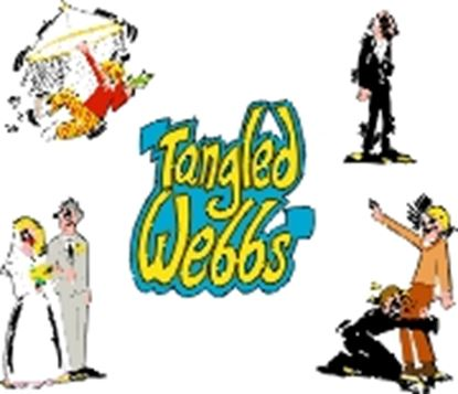 Picture of Tangled Webbs cover art.