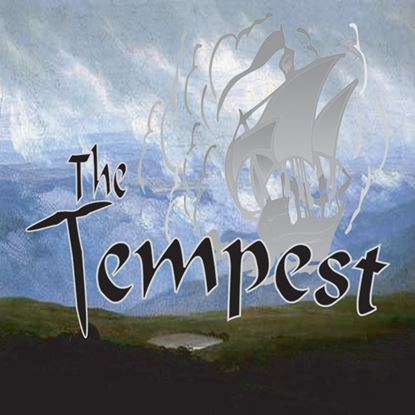 Picture of Tempest, The cover art.