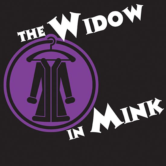 Picture of The Widow In Mink cover art.
