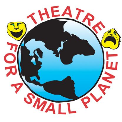 Picture of Theatre For A Small Planet cover art.