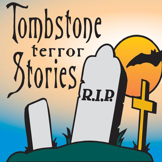 Picture of Tombstone Terror Stories cover art.