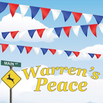 Picture of Warren's Peace cover art.