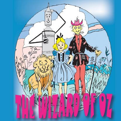 Picture of Wizard Of Oz cover art.