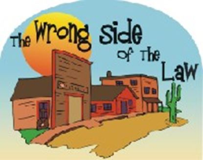 Picture of Wrong Side Of The Law cover art.