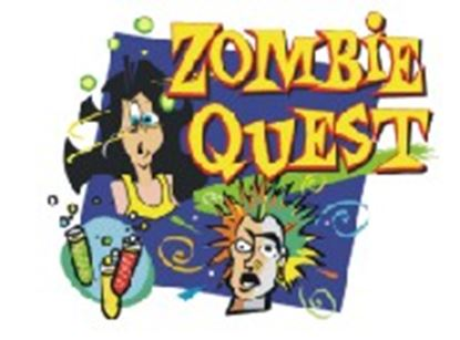 Picture of Zombie Quest cover art.