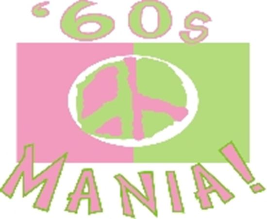 Picture of 60S Mania cover art.