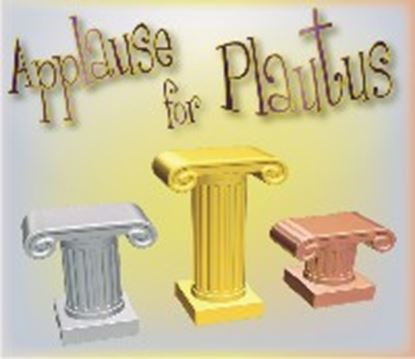 Picture of Applause For Plautus cover art.