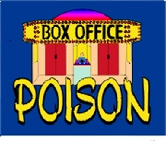 Picture of Box Office Poison cover art.