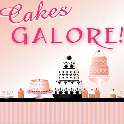 Picture of Cakes Galore! cover art.