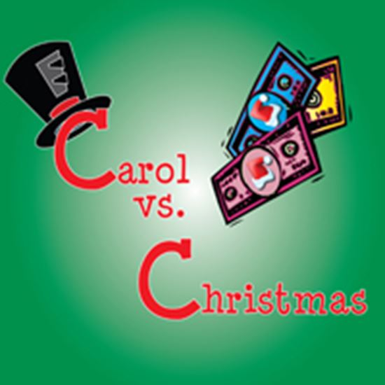 Picture of Carol Vs. Christmas cover art.