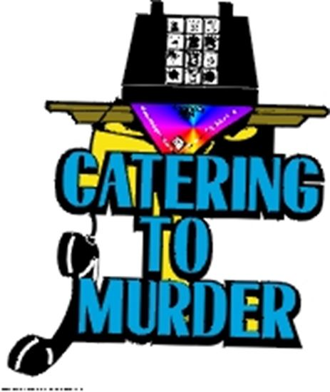 Picture of Catering To Murder cover art.