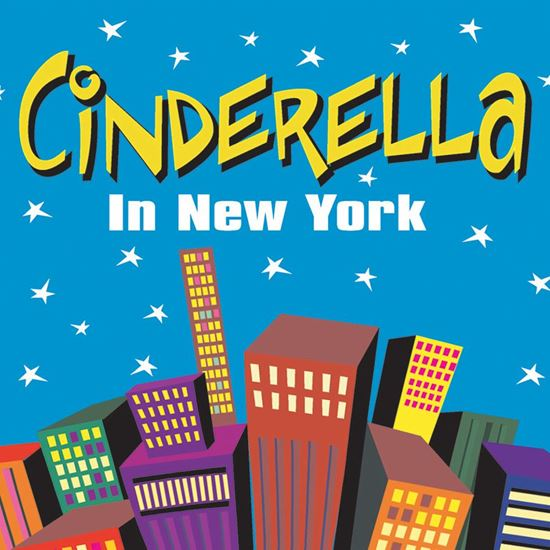 Picture of Cinderella In New York cover art.