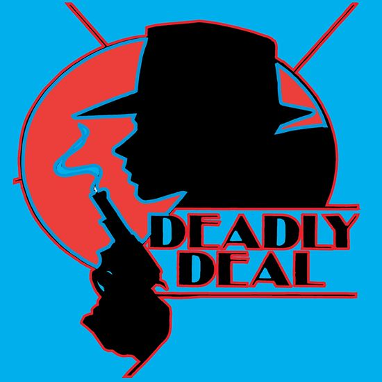 Picture of Deadly Deal cover art.