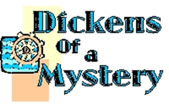 Picture of Dickens Of A Mystery cover art.