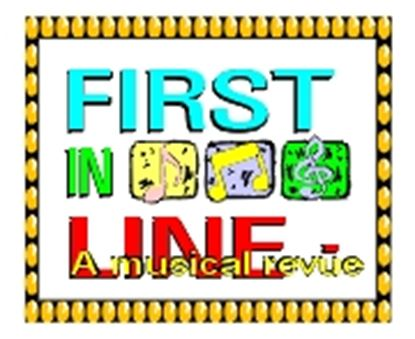 Picture of First In Line (Musical) cover art.