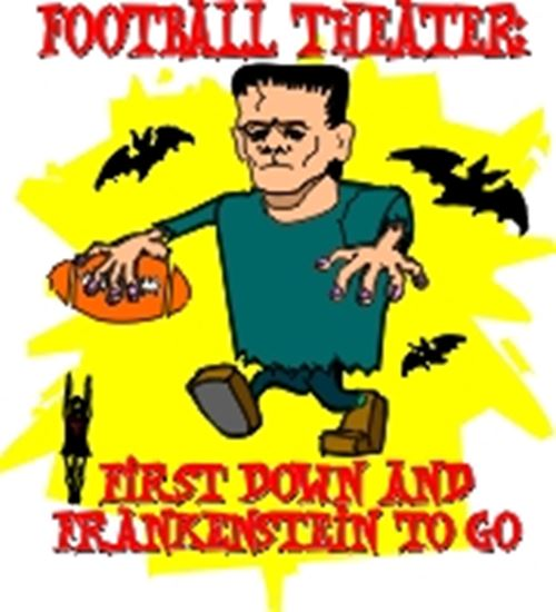 Picture of Football Theatre cover art.