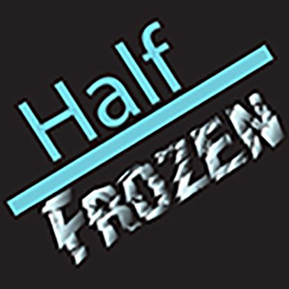 Picture of Half Frozen cover art.