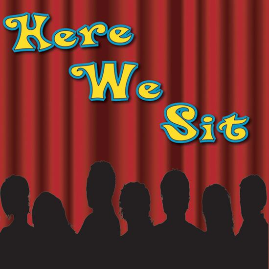 Picture of Here We Sit cover art.