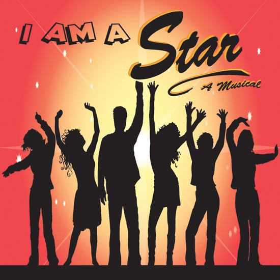 Picture of I Am A Star (Musical) cover art.