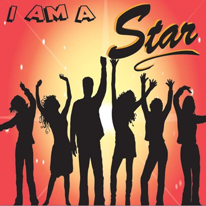Picture of I Am A Star! cover art.
