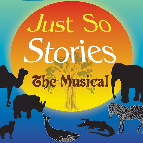 Picture of Just So Stories cover art.