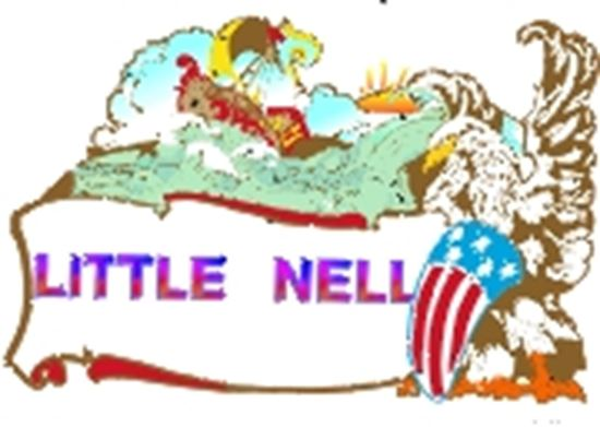 Picture of Little Nell cover art.