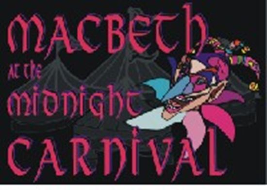Picture of Macbeth ...Midnight Carnival cover art.