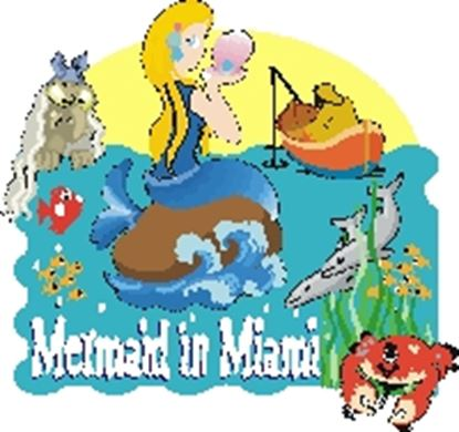 Picture of Mermaid In Miami cover art.