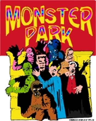 Picture of Monster Park cover art.