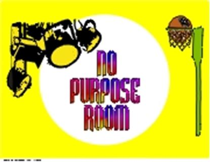 Picture of No Purpose Room cover art.