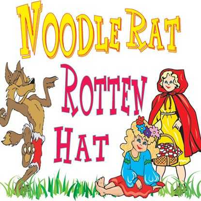 Picture of Noodle Rat Rotten Hat cover art.