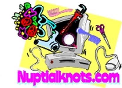 Picture of Nuptialknots.Com cover art.