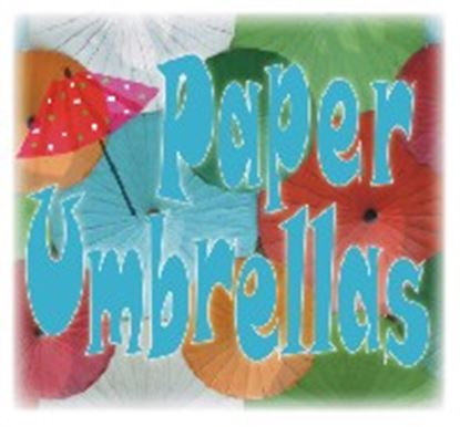 Picture of Paper Umbrellas cover art.