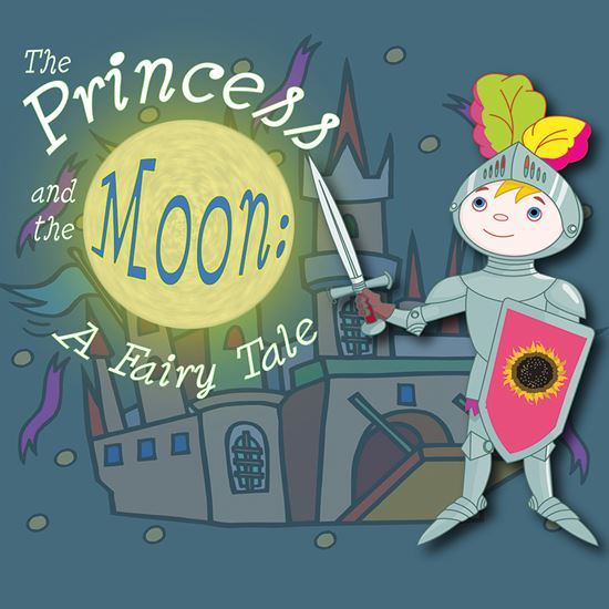 Picture of Princess And The Moon cover art.